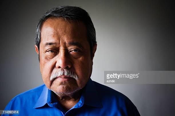 Philippinischer Senior