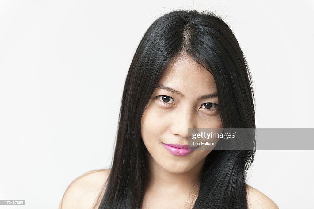 Filipino Woman Stock Photo 81