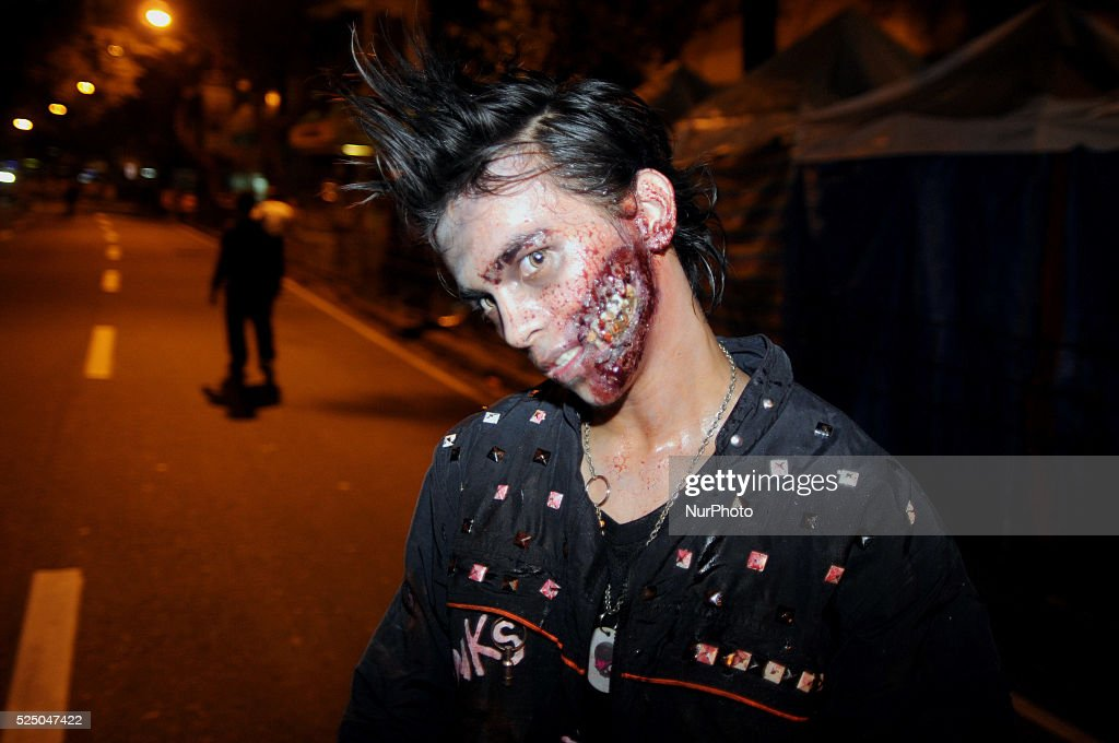 Halloween 2013 - Manila : News Photo