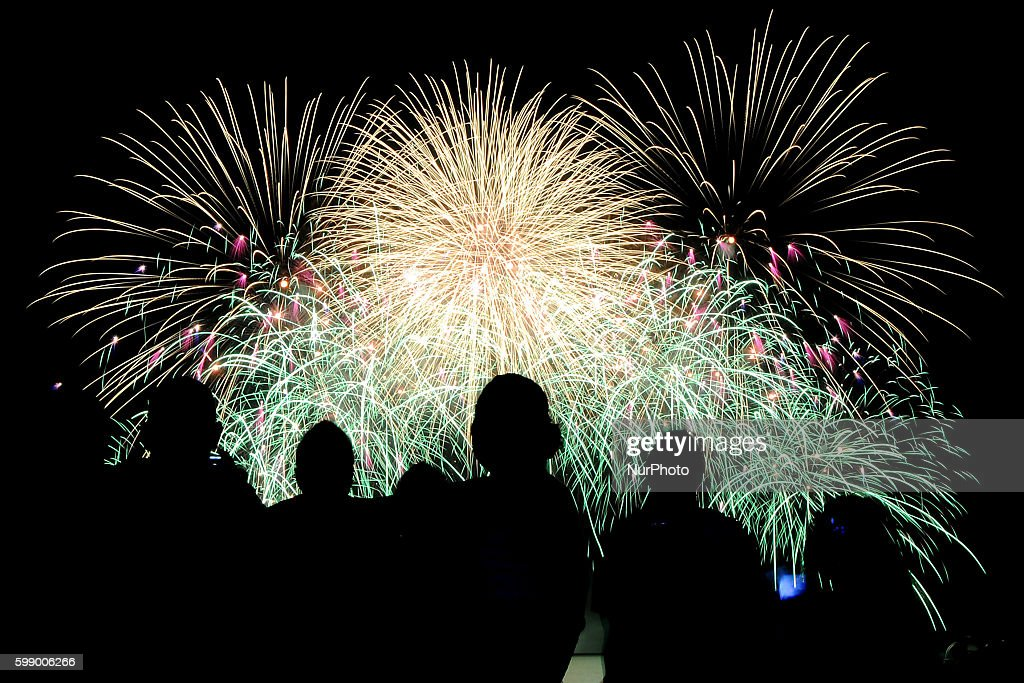 5th Philippine International Pyromusical Competition : News Photo