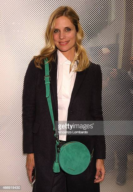Filippa Lagerback attends the  Geox For Valemour  Boutique Cocktail on March  19 2015 in bbba774ff8d0