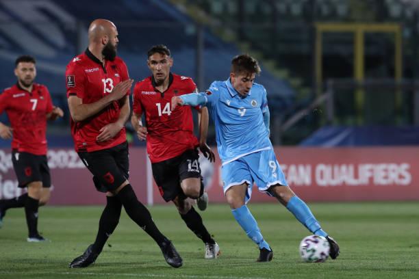 ITA: San Marino v Albania - FIFA World Cup 2022 Qatar Qualifier