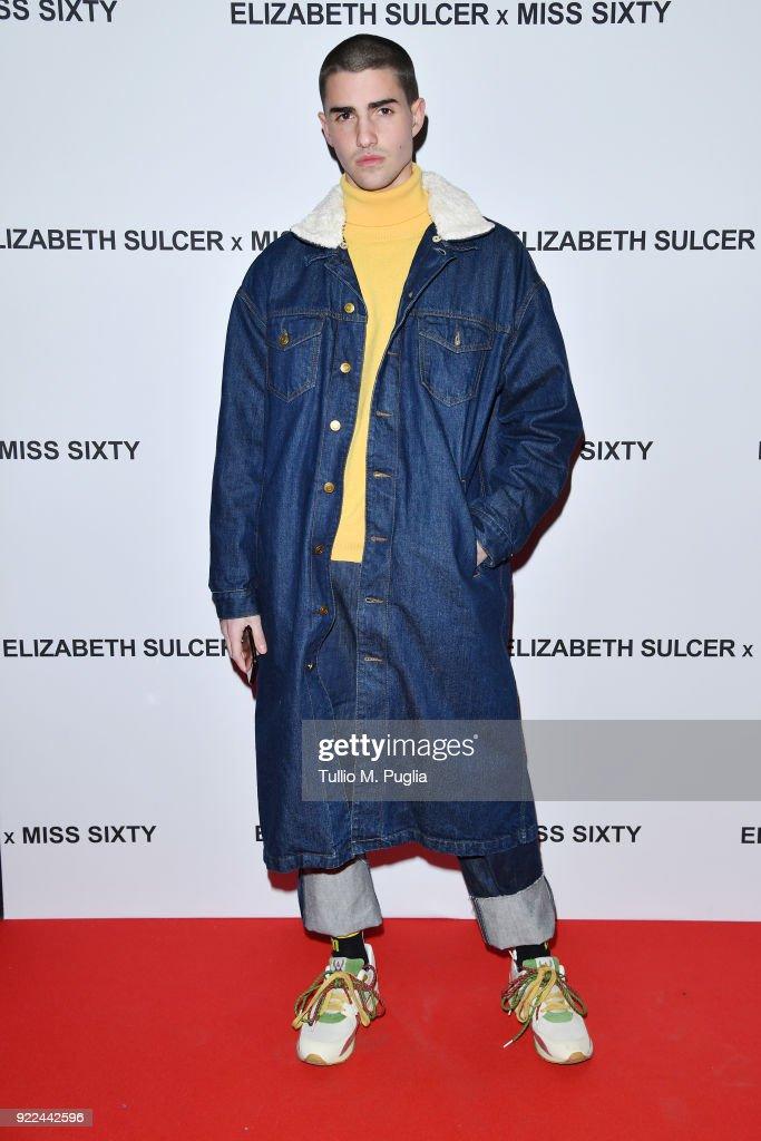 ELIZABETH SULCER X MISS SIXTY : Fotografía de noticias