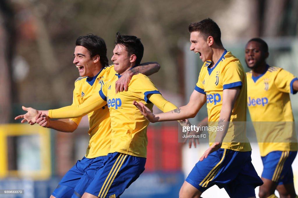 Juventus U19 v Rappresentativa Serie D - Viareggio Cup