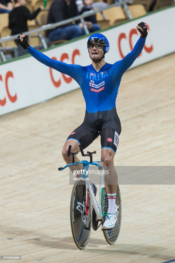 Track World Cup Pruszkow 2017 - day 2