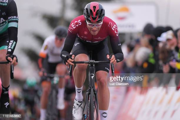 Filippo Ganna of Italy and Team INEOS / during the 3rd Velon Hammer Series 2019 Hammer Climb a 856km stage from Stavanger to Stavanger 102m /...