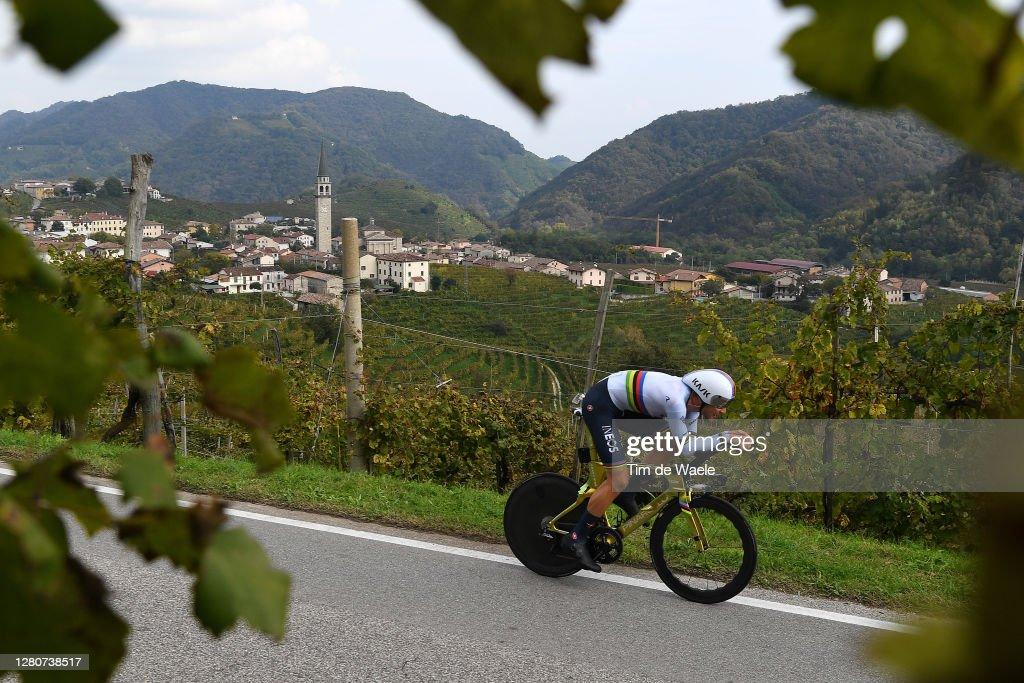 103rd Giro d'Italia 2020 - Stage Fourteen : News Photo