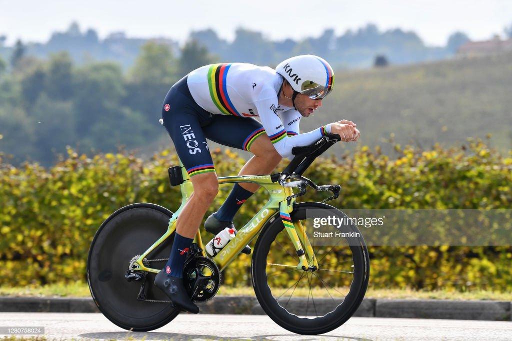 103rd Giro d'Italia 2020 - Stage Fourteen : ニュース写真
