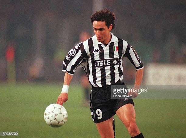 3 Filippo INZAGHI/Juventus Turin