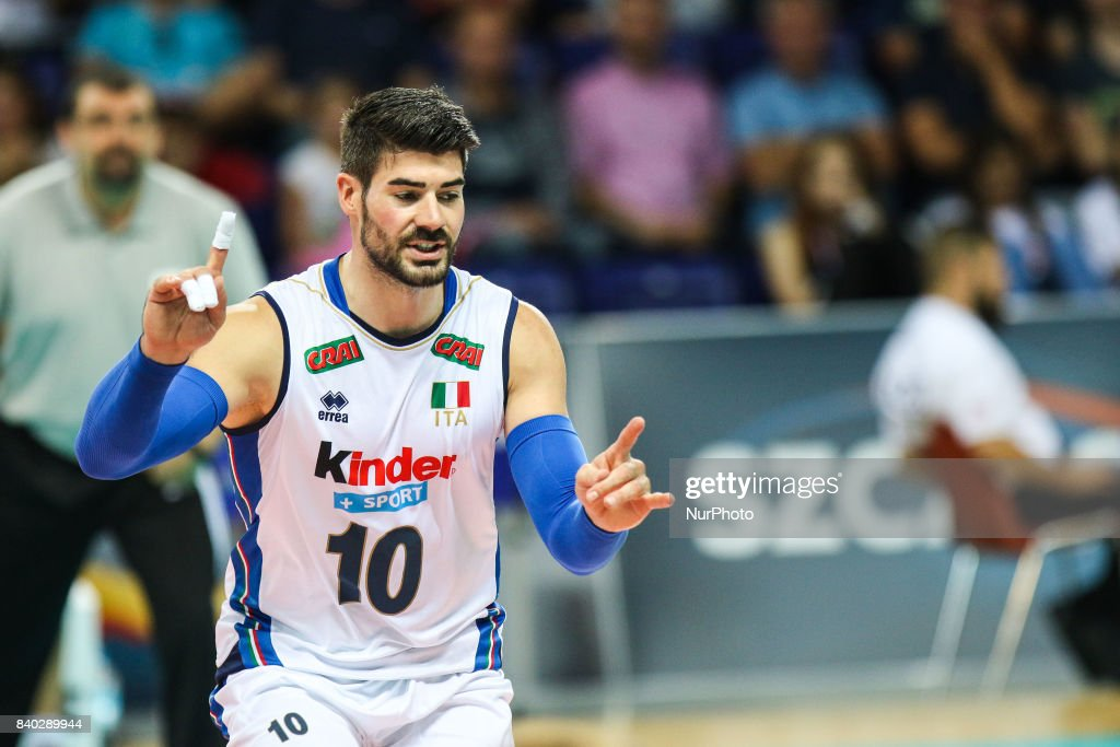Italy v Czech Republic - European Volleyball Championship