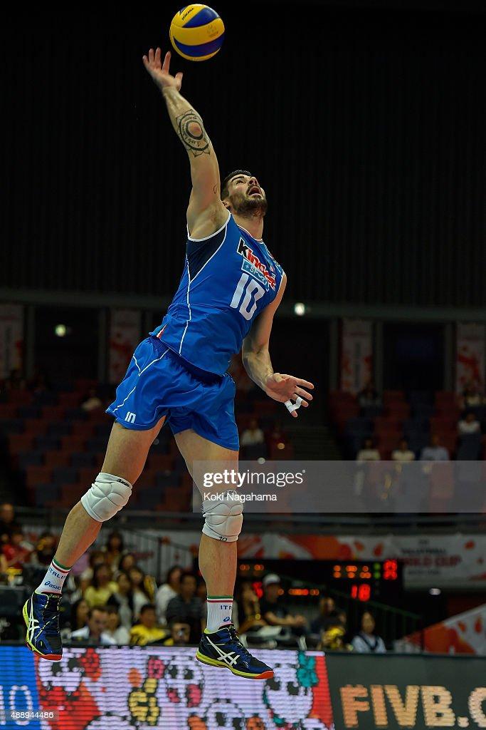 Italy v Venezuela - FIVB Men's Volleyball World Cup Japan 2015