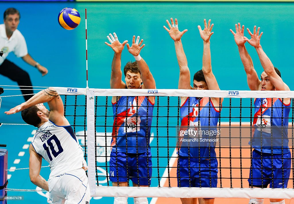 FIVB World League 2015 - Group 1 Final - Day 1