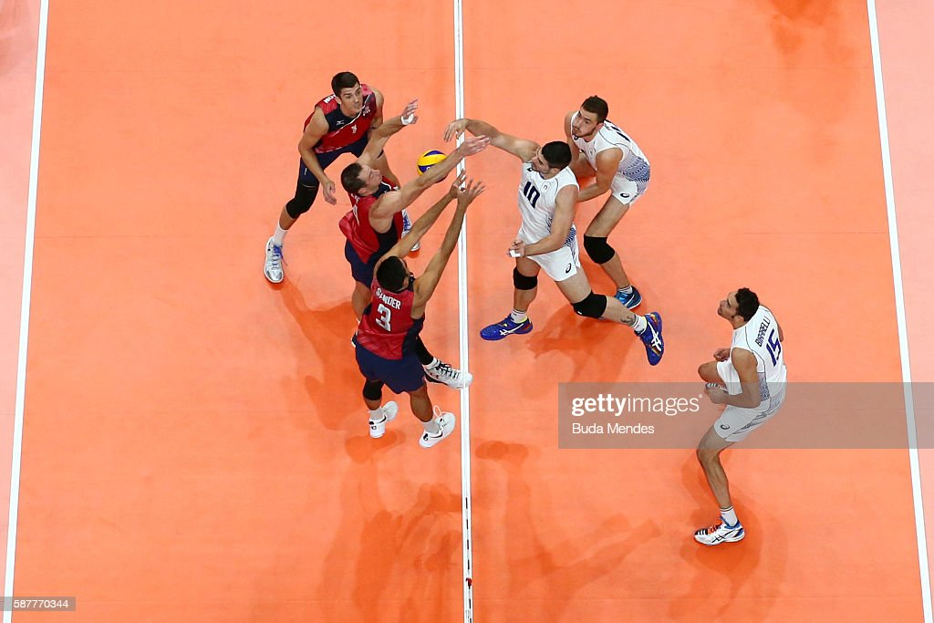 Volleyball - Olympics: Day 4