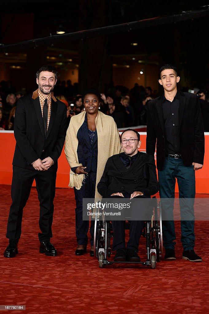 'I Corpi Estranei' Premiere - The 8th Rome Film Festival