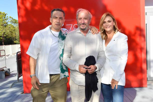 """ITA: """"Preghiera Della Sera"""" Arrivals - The 78th Venice International Film Festival"""