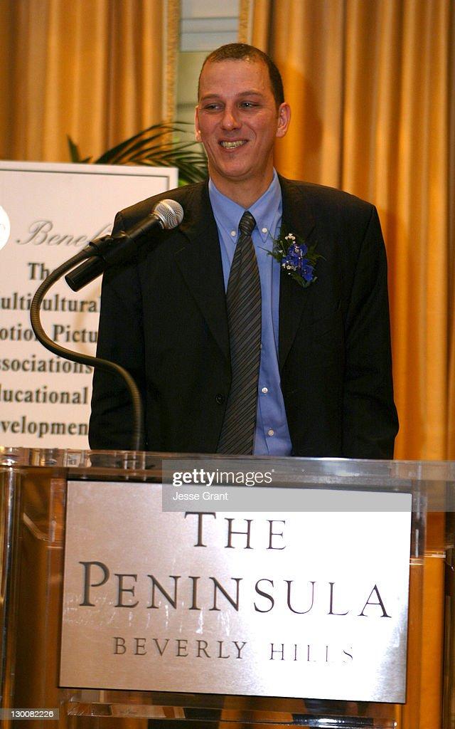 11th Annual Student Pre-Oscar Scholarship Luncheon : News Photo