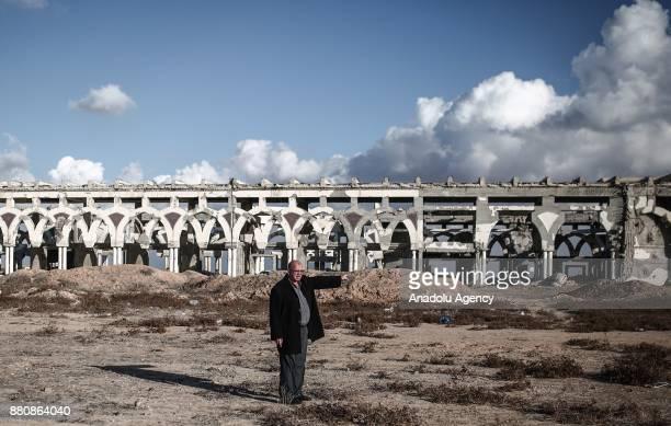 Filistin lideri Yasir Arafat'n çabalaryla 19 yl önce kurulan Gazze Uluslararas Havaliman'nn bugün harabeyi andran hâli Filistinliler için büyük...