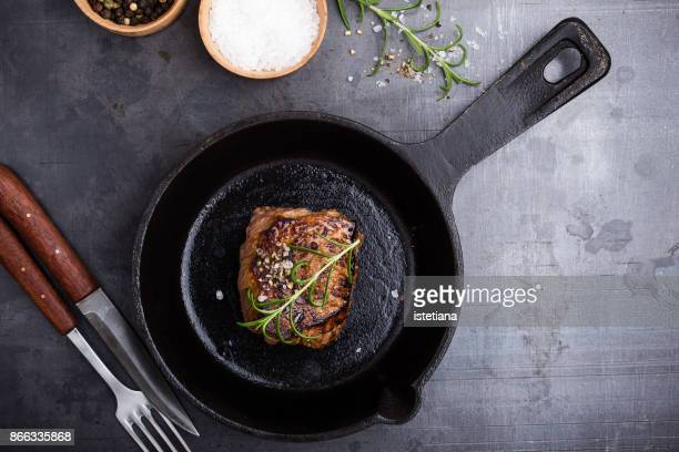 fillet mignon - cooking utensil stock photos and pictures