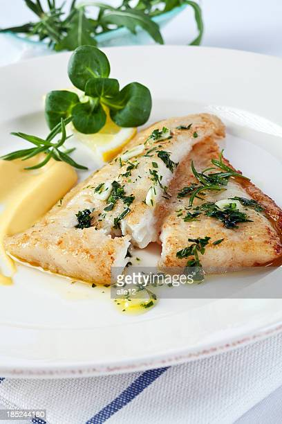 Filet de poisson blanc