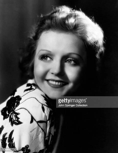 Film Actress Nancy Carroll