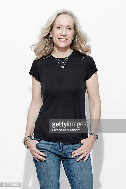Film and television producer Betsy Beers is photographed for Entertainment Weekly Magazine at the ATX Television Fesitval on June 10 2016 in Austin...
