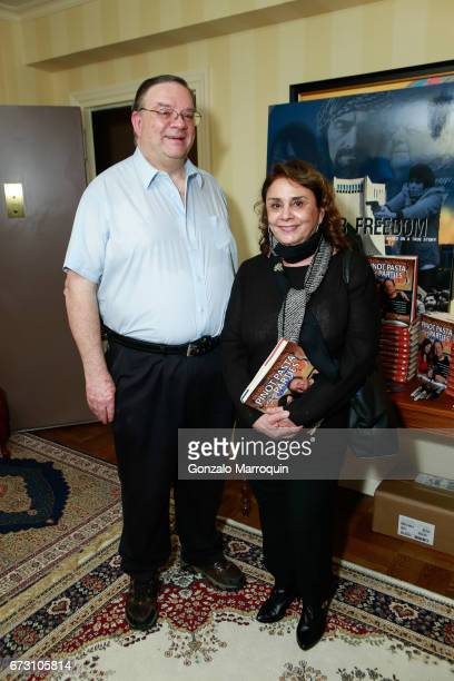 Film and theater producer Roger Cooper during the Paul Dee Dee Sorvino celebrate their new book Pinot Pasta Parties at 200 East 57th Street on April...