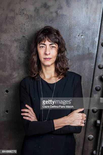 Film and theatre director Christiane Jatahy is photographed for Paris Match on January 31 2017 in Paris France