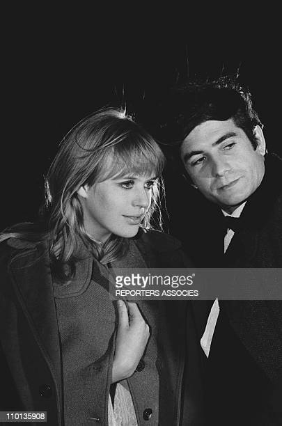 Marianne faithfull 1960s pictures and photos getty images film anna with marianne faithfull and jean claude brialy in april 6th1966 thecheapjerseys Gallery
