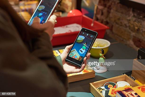 Film camera giants Kodak launched their latest smart phone just before christmas in 2016 They had opened a pop up shop called Kodakery in London's...