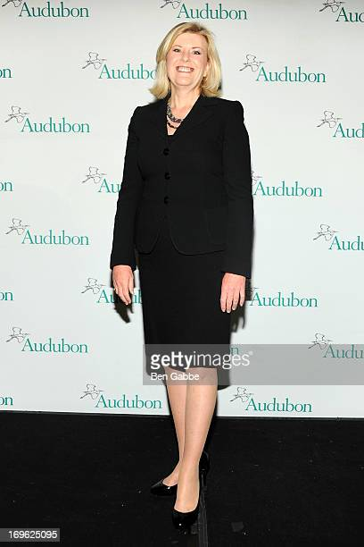 Film columnist Anne Thompson attends The National Audubon Society 10th Anniversary Women in Conservation Luncheon on May 29 2013 in New York United...