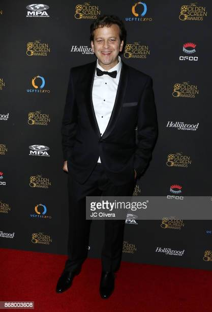 Film composer Aaron Zigman attends the 2nd Annual Golden Screen Awards hosted by US China Film and TV Industry Expo at The Novo by Microsoft on...