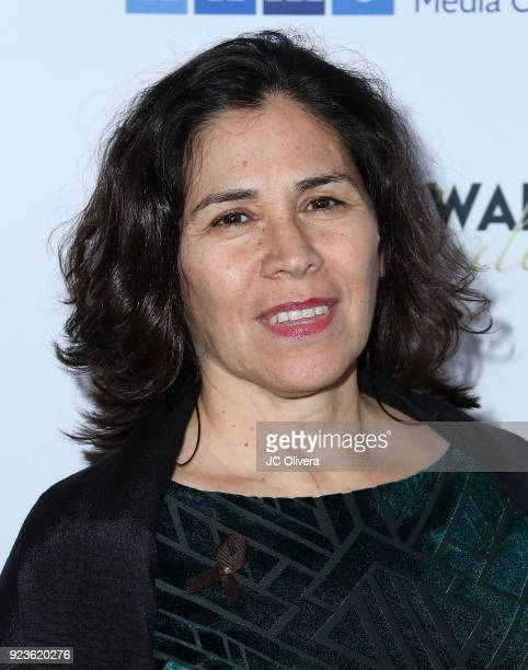 Film composer Germaine Franco attends the 21th Annual National Hispanic Media Coalition Impact Awards Gala at Regent Beverly Wilshire Hotel on...