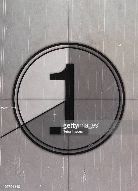 film countdown - countdown stock photos and pictures
