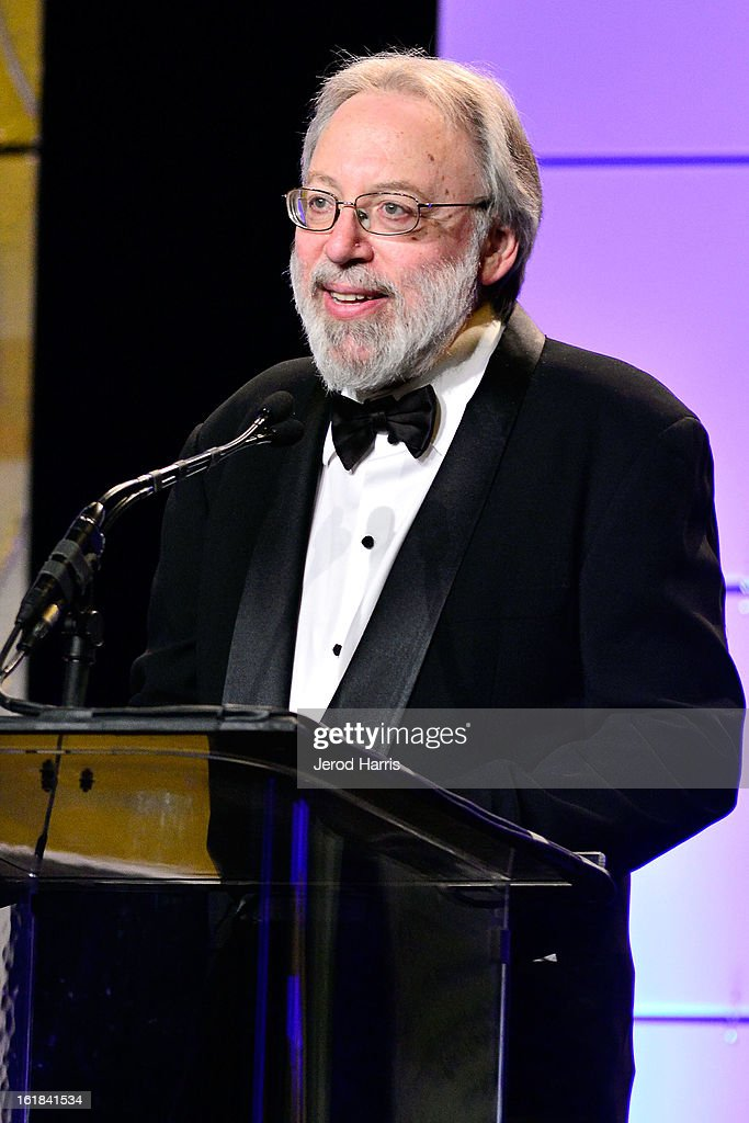 Film critic Kenneth Turan attends the 63rd Annual ACE Eddie Awards at the Beverly Hilton Hotel on February 16, 2013 in Beverly Hills, California.