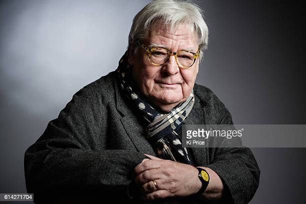 Film director Alan Parker is photographed for the Times on March 26 2015 in London England
