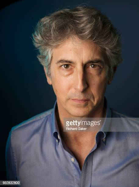 Film director Alexander Payne is photographed for the Observer on October 13 2017 in London England