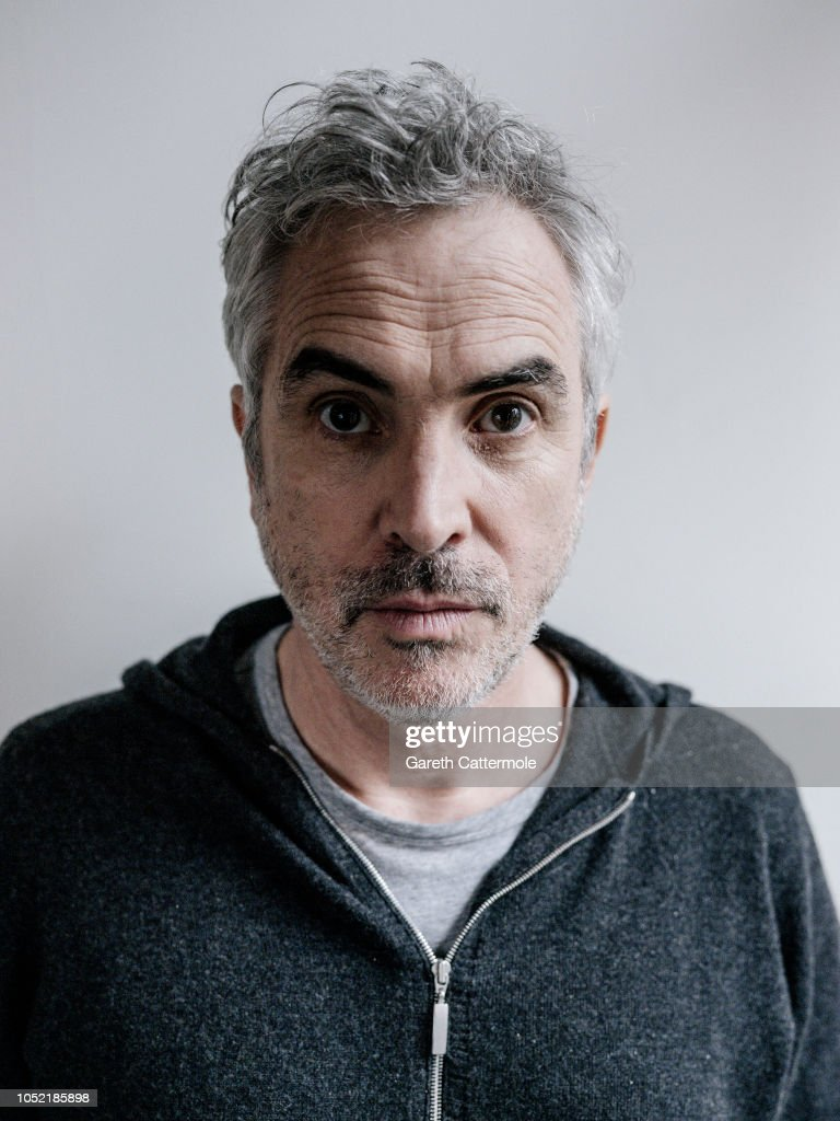 film director alfonso cuaron is photographed at the bfi london film
