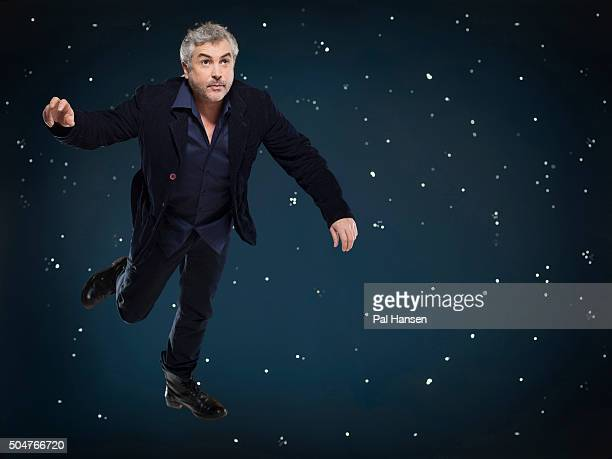 Film director Alfonso Cuaron is photographed for the Guardian on February 7 2015 in London England