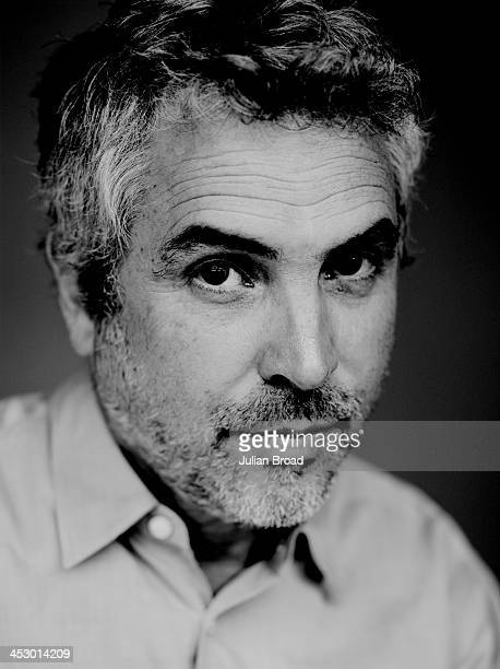 Film director Alfonso Cuaron is photographed for Variety magazine on August 22 2013 in London England