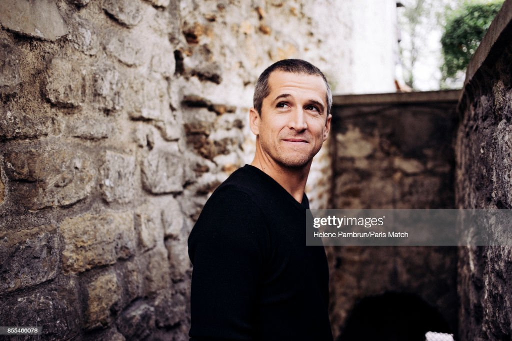 Film director and actor Guillaume Canet is photographed for Paris Match on September 12, 2017 in Paris, France.