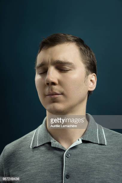 Film director and actor Paul Dano is photographed on May 10 2018 in Cannes France