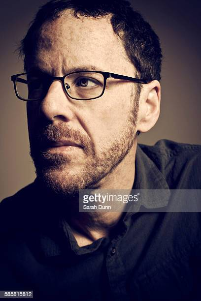 Film director and producer Ethan Coen is photographed for Empire magazine on October 15 2013 in London England