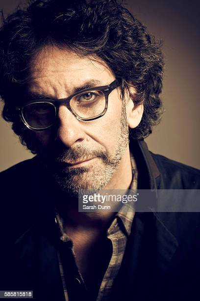 Film director and producer Joel Coen is photographed for Empire magazine on October 15 2013 in London England
