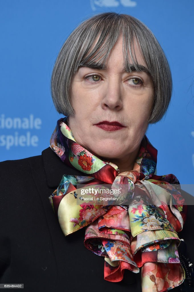 Film director and screenwriter Aisling Walsh attends the 'Maudie' photo call during the 67th Berlinale International Film Festival Berlin at Grand Hyatt Hotel on February 15, 2017 in Berlin, Germany.