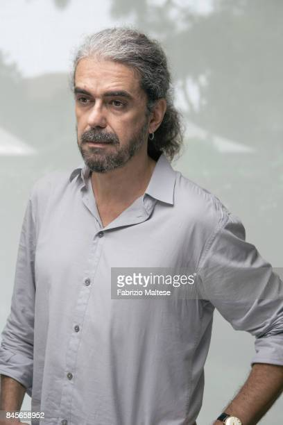 Film director and screenwriter Fernando Leon de Aranoa is photographed on September 6 2017 in Venice Italy
