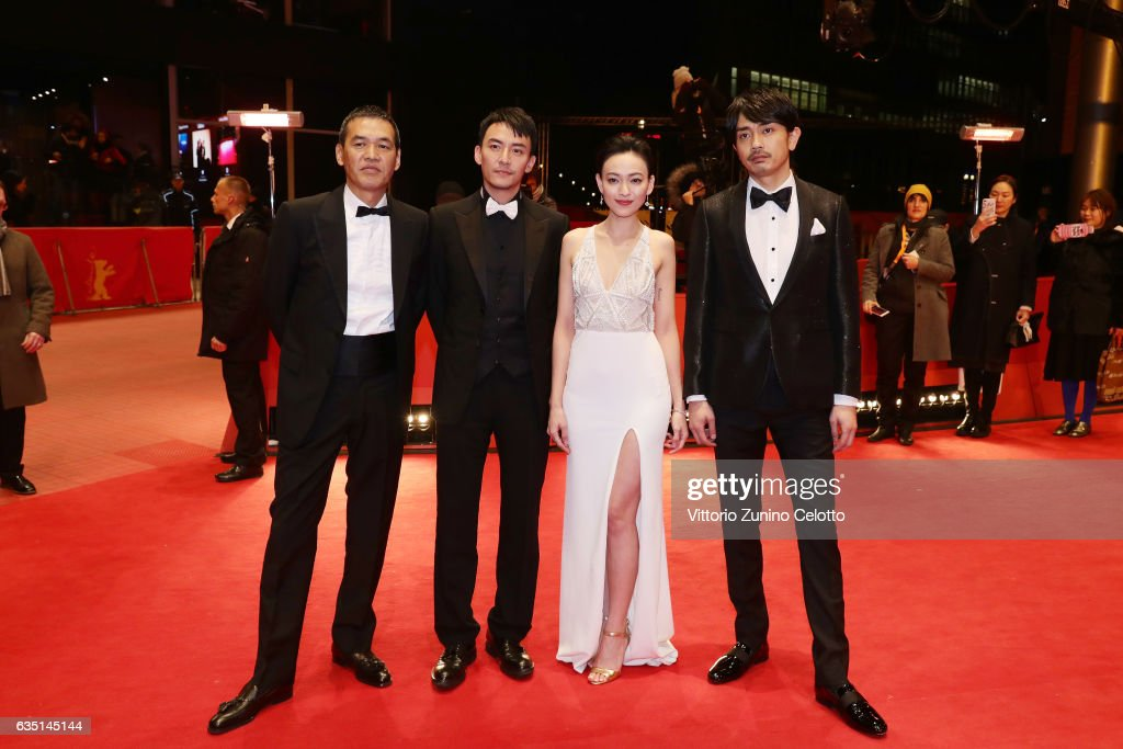 'Mr. Long' Premiere - 67th Berlinale International Film Festival