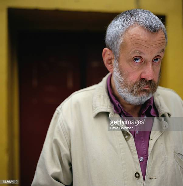 Film Director and Writer Mike Leigh in London on September 20, 1996. Leigh has written and directed many films including - 'All Or Nothing' ,...
