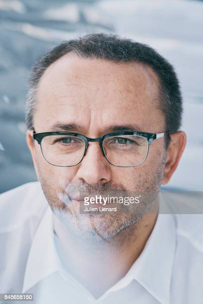 Film director Andrei Zviaguintsev is photographed for Self Assignment on May 18 2017 in Cannes France