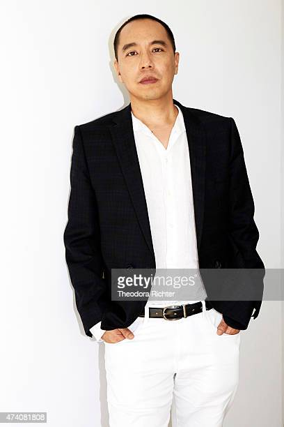 Film director Apichatpong Weerasethakul is photographed on May 17, 2015 in Cannes, France.