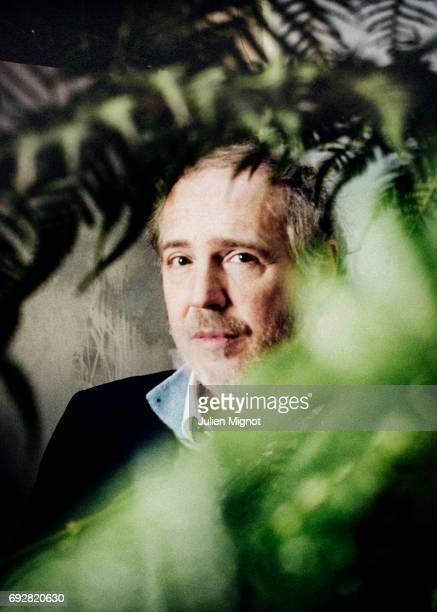 Film director Arnaud Desplechin is photographed for Grazia Magazine France on May 9 2017 in Paris France